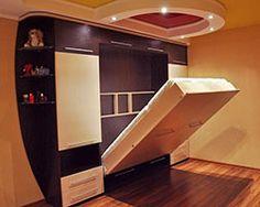Меблі-трансформер шафа ліжко