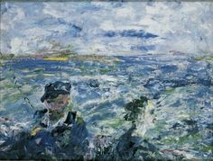 """""""The Child of the Sea"""" Jack B. Yeats"""