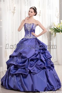 1st-dress.com Offers High Quality Regency Color Princess Ball Gown for Quinceanera,Priced At Only US$189.00 (Free Shipping)