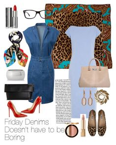 """""""Denim Friday's"""" by chong-yanting on Polyvore"""