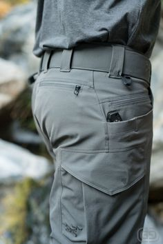 Arc'teryx Combat Pants: