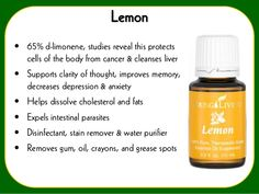 Young Living Essential oils 101 class Lemon Essential Oil Benefits, Essential Oils 101, Young Living Oils, Young Living Essential Oils, Intestinal Parasites, Liver Cleanse, Anxiety Help, Cholesterol, How To Remove