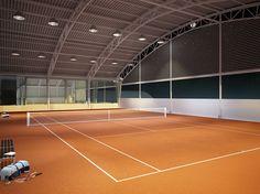 Se quiser jogar uma partida de tênis, a Associação Atlética da Bahia fica logo ao lado