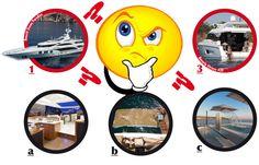 Quanto conoscete le barche? Scopritelo attraverso tre semplici giochi d'abilità  http://www.boatmag.it/barche-e-yacht-a-motore/quanto-conoscete-le-barche-scopritelo-attraverso-tre-semplici-giochi-dabilita