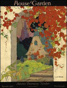 Brandt — House & Garden — September, 1922