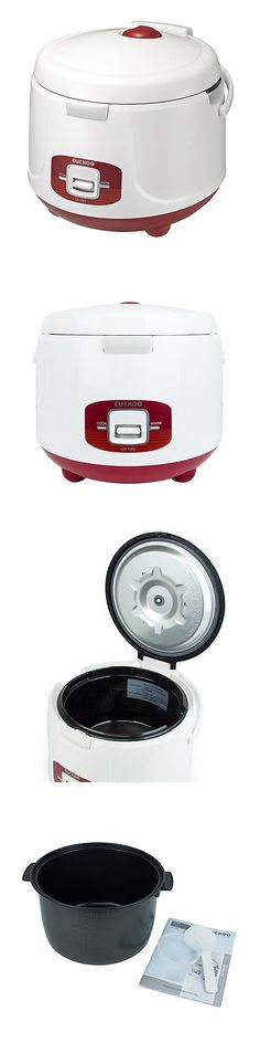 Cookers and Steamers 20672: Cuckoo Cr-1055 10 Cups Electric Heating Rice Cooker -> BUY IT NOW ONLY: $60.53 on eBay!
