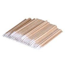 Wooden Sticks 100pcs Cotton Swab Makeup Beauty Health Makeup Stick Cotton Swab Tools #112 //FREE Shipping Worldwide //