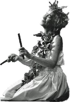 """ʻIolani Luahine (January 31, 1915 – December 10, 1978), born Harriet Lanihau Makekau, was a native Hawaiian kumu hula, dancer, chanter and teacher, who was considered the high priestess of the ancient hula. The New York Times wrote that she was """"regarded as Hawaii's last great exponent of the sacred hula ceremony,"""" and the Honolulu Advertiser wrote: """"In her ancient dances, she was the poet of the Hawaiian people.""""  The ʻIolani Luahine Hula Festival was established in her memory."""