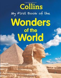 Amazon egift voucher gift wonders of the world my first by collins http fandeluxe Choice Image