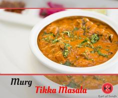 Start your week with 'Murg Tikka Masala' only at Earl of Hindh  Book Table Now: + 65 6681 6694/+65 6339 3394 Visit us:- http://earlofhindh.com/  #EarlOfHindh #Singapore #IndianRestaurant