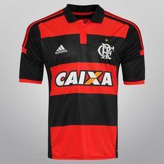 Camisa Adidas Flamengo I 14 15 s nº - Compre Agora f18dfe9edbf4b