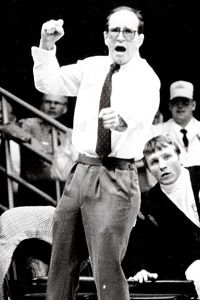 Dan Gable - Waterloo - Amateur wrestler, famous for having only lost one match in his entire Iowa State University collegiate career, and winning gold at the 1972 Olympic Games in Munich, Germany, while not giving up a single point.