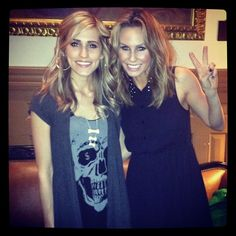 Mindy White of States and #fangirl Keltie