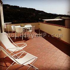 Terrace apartment one holiday booking rentals accommodation Amalfi coast