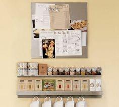 Count It All Joy: kitchen open shelving