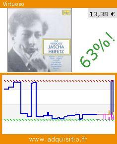 Virtuoso (CD). Réduction de 63%! Prix actuel 13,38 €, l'ancien prix était de 36,08 €. http://www.adquisitio.fr/pearl/virtuose-1925-37
