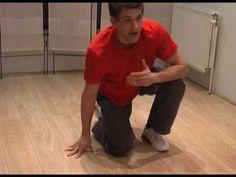 7 Oefeningen voor zwakke onderrug versterken - YouTube