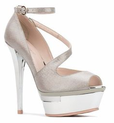 Resultado de imagen para andrea zapatillas plata