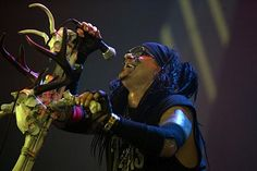 Ministry frontman Al Jourgensen, who has just announced that due to his best friend's death, Ministry's next album, 'From Beer to Eternity,' will undoubtedly be the band's last.