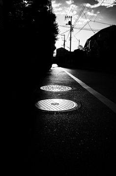 a shining manhole by Shingan Photography, via Flickr