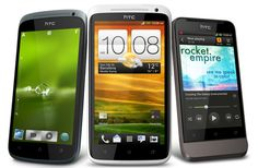 HTC at MWC 2012: One X, One S, and more. The company has just introduced the One X, One S, and One V Android phones, and it has also announced Sense 4, the newest version of the love-it-or-hate-it Android skin.