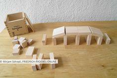 Eine Brücke bauen mit Spielgabe 6