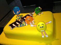 Torta M&M