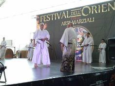 26/04/14 festival  dell'Oriente  samurai
