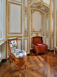 Cabinet des dépêches, Palace of Versailles