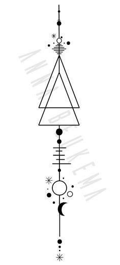 tattoo design by Anna Beukema #tattoo #design