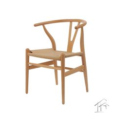 Hans Wegner Wishbone Chair - The Hans Wegner Wishbone Chair is a high quality reproduction of Hans Wegner's Wishbone Chair designed in Hans Wenger is . Swivel Dining Chairs, Solid Wood Dining Chairs, Eames Chairs, Patio Chairs, Dining Chair Set, Dining Room, Rattan Chairs, Wooden Chairs, Arm Chairs