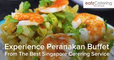 Experience Peranakan Buffet From The Best Singapore Catering Service - Read here: http://eatzcatering.com/blog/experience-peranakan-buffet-from-the-best-singapore-catering-services/. For a halal certified food caterer in Singapore go here:http://eatzcatering.com #eatzcatering #catering #foodsafety #peranakan #singaporecatering