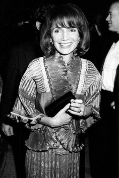 """Carole Radziwill recently told us that Lee Radziwill is her favorite style icon. Indeed, the New York socialite, interior designer, and P.R. maven is as glamorous in her eighties as she was in her twenties. """"She knows exactly what to wear, and when to wear it,"""" Carole said."""