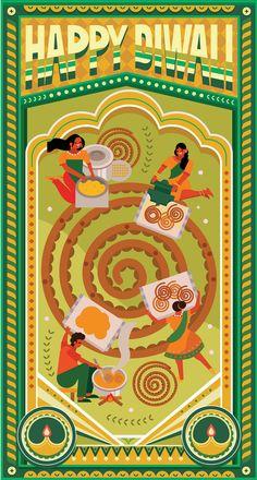 Digital Illustration, Graphic Illustration, Illustrations, Truck Art Pakistan, Diwali Poster, Emoji Wallpaper Iphone, Happy Mother Day Quotes, Diwali Greetings, Posca Art
