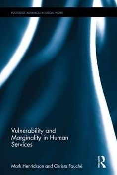 Description: This book draws on international research and scholarship related to these constructs, exploring vulnerability and marginality as they intersect with power and privilege. This exploration is undertaken through the lenses of intimacy and sexuality to consider vulnerability and marginality in the most personal of ways. This includes examining these concepts in relation to a range of professions, including social work, psychology, nursing, and allied health.
