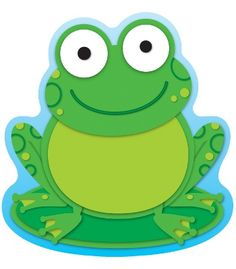 #CDWish List   Frog Notepad - Carson Dellosa Publishing Education Supplies