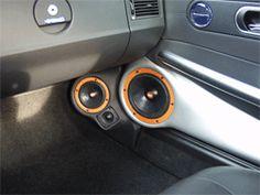 Custom Car Audio, Custom Cars, Car Audio Installation, Subwoofer Box Design, Custom Consoles, Car Audio Systems, Audiophile, Honda Civic, Ford Trucks