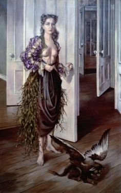 Dorothea Tanning passed away at the ripe age of 101. She was a fantastic artist and wonderful poet and writer. Her biography Birthday is stunning. Learn more: http://www.dorotheatanning.org/#