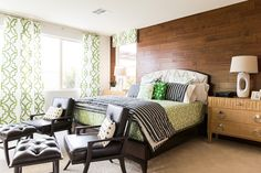 Master Bedroom at Encanto | New Homes by Las Vegas Home Builders | Pardee Homes