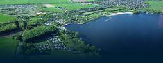 Willkommen an der Oase am Niederrhein. Der Campingpark am Niederrhein für Kurz- und Langzeiturlauber.