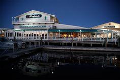 Rocktide Inn Restaurant, Boothbay Harbor, Maine