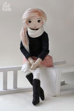 Elin – the romia doll  kalikayo.co.uk