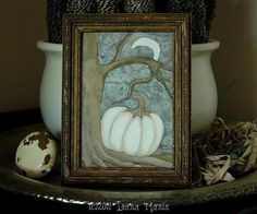 White Lumina Pumpkin