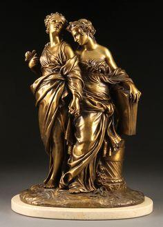 Bronze Sculpture, Sculpture Art, Cement Art, Copper Decor, Clay Figures, Iron Decor, Objet D'art, Wood Carving, Geometric Shapes
