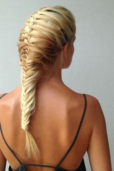 Mermaid braids are all the rage and you don't have to be part fish to pull of this sexy style. Check out our steps for getting the look yourself.