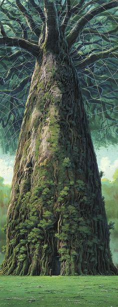 """Laputa: Castle in the Sky"" directed by Hayao Miyazaki, Japan http://weathertightroofinginc.com"