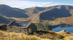 Barn / Peat Store above Haweswater.