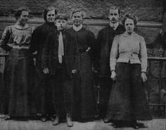 Titanic survivors in New York