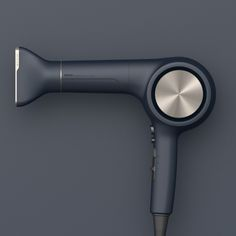professional hair dryer - This professional hair dryer is the design work of Andy Kim and offers a more high-end take on a classic piece of equipment found within the home. Id Design, Design Blog, Robot Design, Andy Kim, Best Affordable Hair Dryer, Hair Dryer Brands, Professional Hair Dryer, Yanko Design, Tumblr