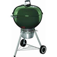 Weber Original Kettle Prenium Charcoal Grill (14407001) TA Appliances